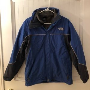 Boys XL North-face double-lined Ski Jacket